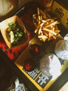 BND Burger Food
