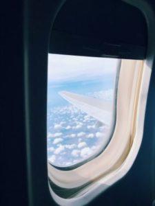 Flight Window Seat | Miami